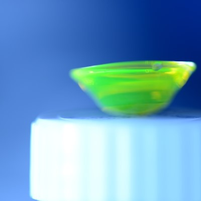 Keratoconus scleral lenses