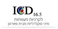 ICD16.5 לקרניות מעוותות מיני-סקלרליות מבית פארגון דר' ניר ארדינסט