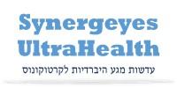 Synergeyes UltraHealth עדשות מגע היברדיות לקרטוקונוס דר' ניר ארדינסט